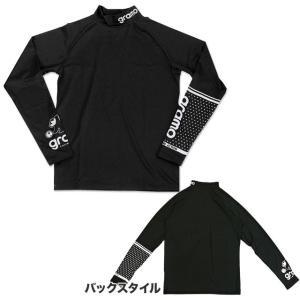 グラモ gramo ハイネック 長袖 インナーシャツ SCOPE2-shirts IN-005 futaba