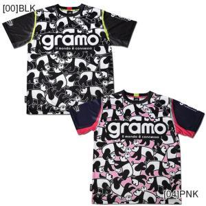 サッカー フットサル 半袖 プラシャツ メーカー:グラモ(gramo) カラー:【00】BLK 【0...