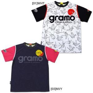 グラモ gramo プラクティスシャツ RIZE P-036 futaba