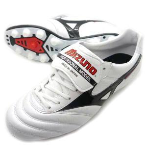 サッカースパイク メーカー:ミズノ MIZUNO P1GA150109 カラー :スーパーホワイトパ...