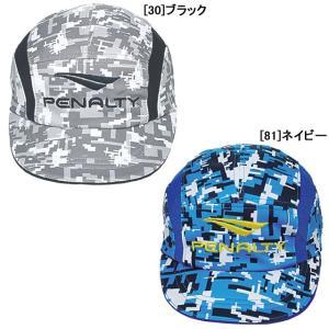 【ネコポス対応可】 ジュニア サッカー用 帽子 ヘディングできる フットボールキャップ ペナルティ PE8631J 子供用 新入団