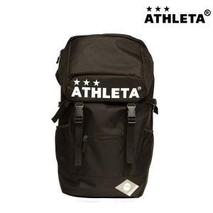 34375d681a74 アスレタ ATHLETA サッカーバッグ 05252 サッカー フットサル アクセサリー リュック バックパック ブラック 約35L