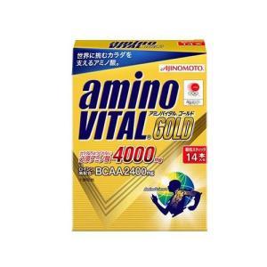 アミノバイタル 味の素 アミノバイタルGOLD ゴールド 4.7g×14袋入  16AM4010|futabaathlete