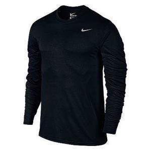 ナイキ NIKE 718838 DRI-FIT Tシャツ メンズ 長袖 トレーニングウェア|futabaathlete