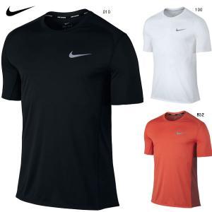 ナイキ NIKE 833592 ランニングウェア メンズ 半袖 Tシャツ|futabaathlete