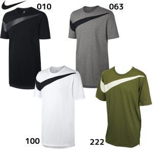【数量限定 超特価】 ナイキ NIKE メンズ オーバーサイズ スウッシュ Tシャツ 856491 スポーツウェア メンズアパレル 17FW