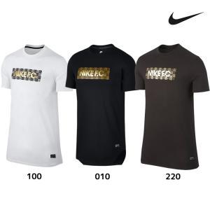 ナイキ NIKE メンズ ナイキFC アルトヘム Tシャツ 874311 スポーツウェア メンズアパレル サッカー フットサル|futabaathlete