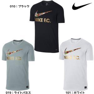2018年NEWモデル ナイキ NIKE FC スウッシュフラグTシャツ 911401 半袖Tシャツ スポーツウェア メンズ