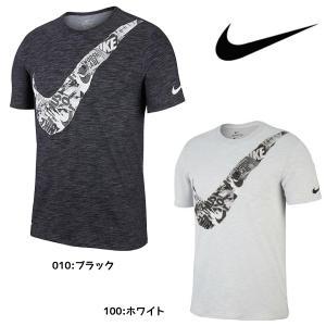 2018年秋NEWモデル ナイキ NIKE D-F コットン スラブ RT スウッシュ Tシャツ 923533 メンズ 半袖Tシャツ スポーツウェア