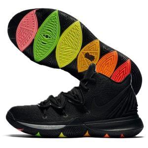 ナイキ NIKE カイリー 5 EP AO2919-001 メンズ バスケットボールシューズ バッシュ 黒 ブラック 2019年秋冬|futabaathlete