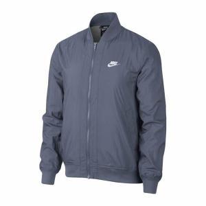 ナイキ スポーツウェア ジャケットは、クラシックなバーシティジャケットのデザインを継承した一着。リブ...