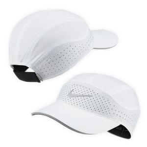 ナイキ NIKE エアロビル テイルウィンド エリート キャップ BV2204-100 ランニングキャップ 帽子 ジョギング マラソン 日除け メンズ レディース ホワイト