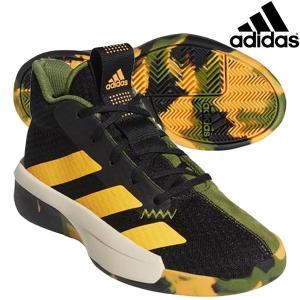 アディダス adidas Pro Next K EF2255 ジュニア バスケットボールシューズ バスケシューズ バッシュ ミニバス 練習 試合 ブラック オリーブ 子供|futabaathlete
