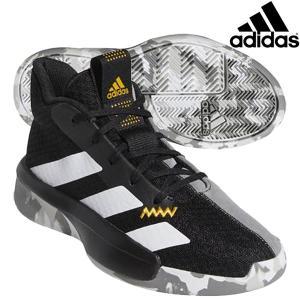 アディダス adidas Pro Next K F97305 ジュニア バスケットボールシューズ バスケシューズ バッシュ ミニバス 練習 試合 ブラック ホワイト|futabaathlete