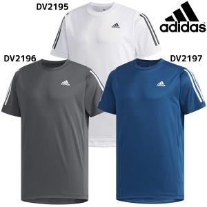 アディダス M4T ワンポイントTシャツ  メンズ トレーニングシャツ  トレーニングをする際の体の...
