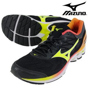 ミズノ MIZUNO ウェーブライダー21 J1GC180844 メンズ レディース ランニングシューズ 大阪マラソンモデル J1GC1808|futabaathlete