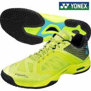 ヨネックス YONEX SHTADGC-281 パワークッションエアラスダッシュ テニスシューズ オムニクレーコート用|futabaathlete