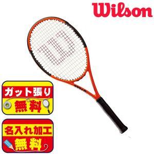ガット張り&マーク加工無料! ウィルソン Wilson 硬式テニスラケット バーン 95J カウンターベール リバース WRT73002 BURN 95J CV REVERSE 錦織選手|futabaathlete