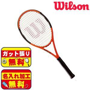 ガット張り&マーク加工無料! ウィルソン Wilson 硬式テニスラケット バーン 95 カウンターベール リバース WRT73112 BURN 95 CV REVERSE 錦織選手|futabaathlete