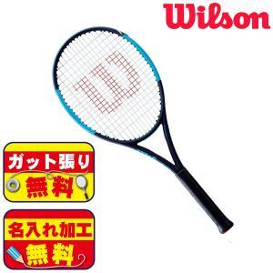 ガット張り&マーク加工無料! ウィルソン Wilson 硬式テニスラケット ウルトラ 100 カウンターベール WRT737320 ULTRA 100 CV|futabaathlete
