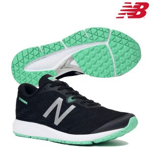 a9857d8988657 【セール】ニューバランス New Balance W STROBE BG3 レディース ランニングシューズ WSTROBG3-D マラソン ラントレ  部活 練習 ブラック 特価
