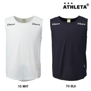 アスレタ ATHLETA インナーシャツ 01081 ノースリーブ サッカー フットサル|futabaharajuku