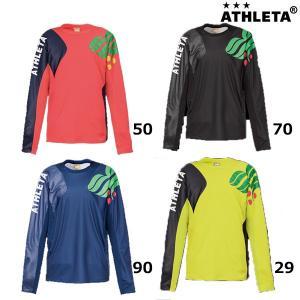 アスレタ ATHLETA カラープラクティスシャツ 02308 メンズ サッカー フットサル ウェア 練習 部活 2018年秋冬モデル|futabaharajuku