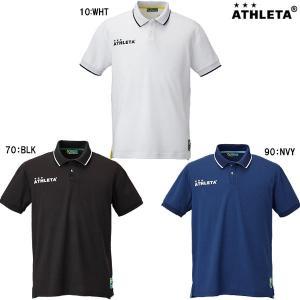 アスレタ ATHLETA 定番POLOシャツ 03280 サッカー フットサル ウェア ポロシャツ|futabaharajuku