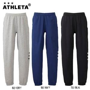 アスレタ ATHLETA サッカー ジュニア 防風ウォームスウェットパンツ 03287J|futabaharajuku