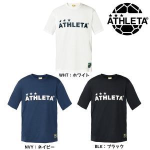 2018年NEW アスレタ ATHLETA メッシュTシャツ 03310 サッカー フットサルウェア メンズ