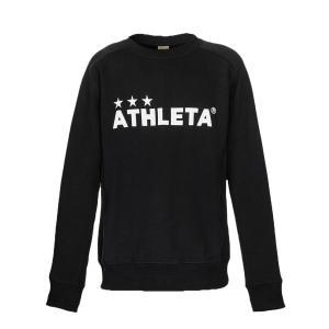 アスレタ ATHLETA JRスウェットシャツ 03330J ジュニア サッカー フットサル カジュアルウェア トレーナー 2019秋冬|futabaharajuku|02