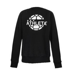 アスレタ ATHLETA JRスウェットシャツ 03330J ジュニア サッカー フットサル カジュアルウェア トレーナー 2019秋冬|futabaharajuku|03