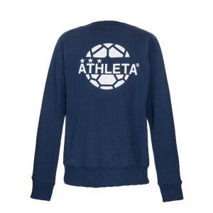 アスレタ ATHLETA JRスウェットシャツ 03330J ジュニア サッカー フットサル カジュアルウェア トレーナー 2019秋冬|futabaharajuku|07