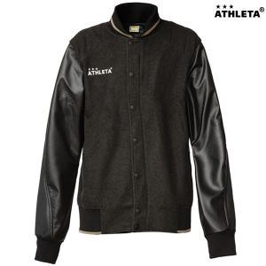 アスレタ ATHLETA フリーススタジャン 04113 サッカー フットサル ウェア メンズ  2017年秋冬モデル|futabaharajuku