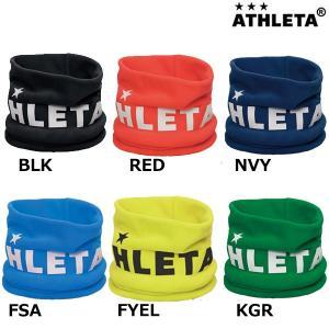 アスレタ ATHLETA JRネックウォーマー 05220J 子供サイズ ネックウォーマー 冬物アクセサリー スポーツアクセサリー|futabaharajuku