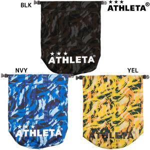 アスレタ ATHLETA ボール マルチケース 05234 サッカー フットサル ボールバッグ 練習 部活|futabaharajuku