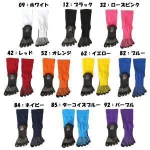 【ネコポス送料無料】タビオ tabio ジュニア レディース サッカー ストッキング フットボール 5本指 ソックス 靴下 23-25cm Sサイズ 071140014|futabaharajuku