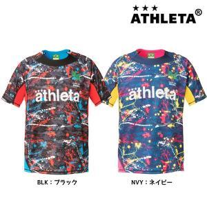 アスレタ ATHLETA プラクティスシャツ 08161 サッカー フットサルウェア レディース|futabaharajuku