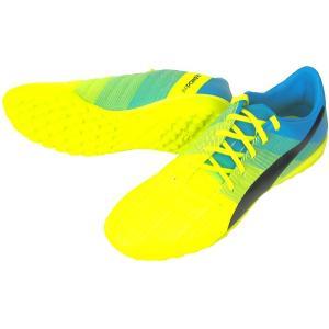 プーマ PUMA エヴォパワー 3.3TT 103534-01 サッカー トレーニングシューズ トレシュー|futabaharajuku