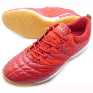 アスレタ ジュニア〜一般 フットサルシューズ O-Rei Futsal T001 11002-RED|futabaharajuku
