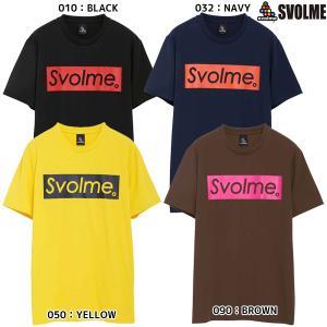 【ネコポス対応可】 スボルメ SVOLME BOXロゴDRY T 1201-48600 サッカー フ...