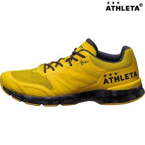 アスレタ ATHLETA O−Rei Running 13003 メンズ ランニングシューズ ラントレ 走り込み イエロー ブラック 黄色 黒 オーヘイ 2019年春夏|futabaharajuku