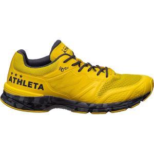 アスレタ ATHLETA O−Rei Running 13003 メンズ ランニングシューズ ラントレ 走り込み イエロー ブラック 黄色 黒 オーヘイ 2019年春夏|futabaharajuku|04