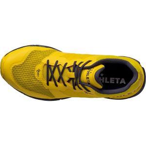 アスレタ ATHLETA O−Rei Running 13003 メンズ ランニングシューズ ラントレ 走り込み イエロー ブラック 黄色 黒 オーヘイ 2019年春夏|futabaharajuku|06