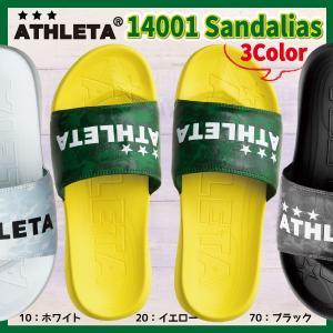 アスレタ ATHLETA サンダル 14001 サッカー フットサル|futabaharajuku