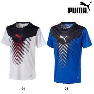 プーマ PUMA FTBL_グラフィック_プラシャツ 655389 サッカー ウェア ジュニア キッズ|futabaharajuku