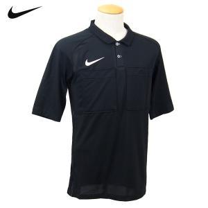ナイキ  サッカー 審判用ウェア レフェリー トップ S/S ベーシックシャツ 半袖 807703-010|futabaharajuku