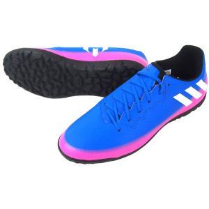 アディダス adidas ジュニア サッカー トレーニングシューズ メッシ 16.3 TF J BB5647|futabaharajuku