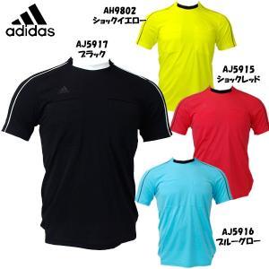 アディダス レフリー 2016 レフェリージャージー半袖 adidas 2016レフェリーシャツS/S BDI64|futabaharajuku