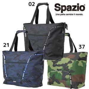 スパッツィオ SPAZIO カモフラトートバッグ BG0103 サッカー フットサル カジュアル ト...